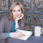 jk rowling biolgraphy, jk rowling official site, jk rowling announcement, jk rowling website,