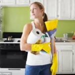 women and housework, working moms and stress, moms doing it all,